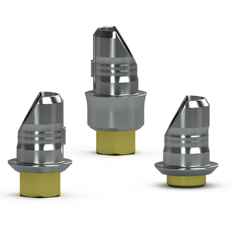 Picture for category Hybrid Base Abutments
